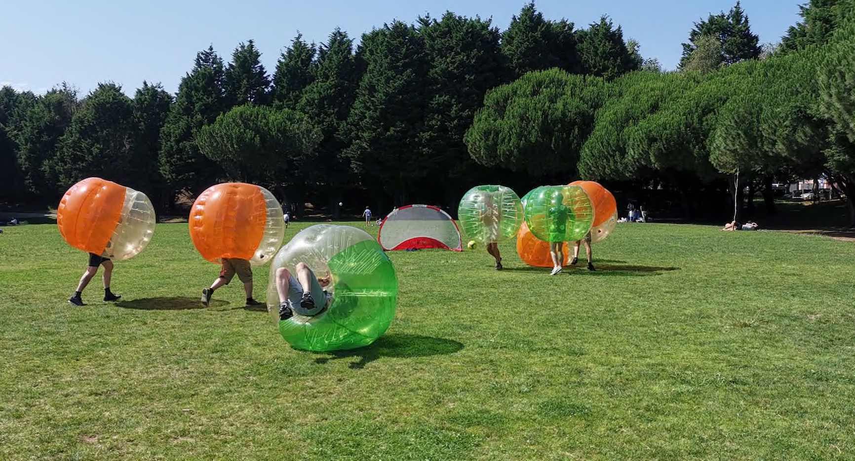 Bubble Football Braga