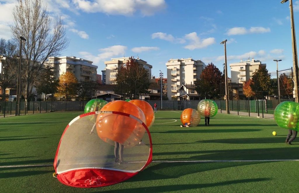 Jogo Bubble Football