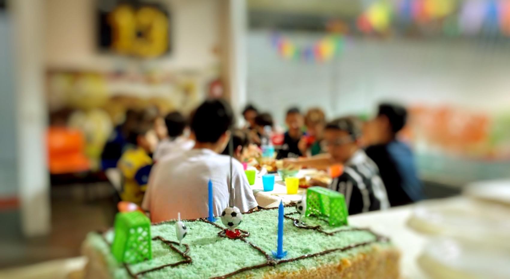 Festa aniversário crianças